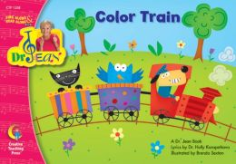 Color Train, Sing Along/Read Along W/Dr. Jean