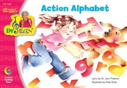 Action Alphabet, Sing Along/Read Along W/Dr. Jean