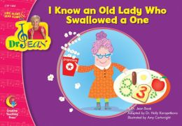 I Know An Old Lady Who Swallowed A One, Sing Along/Read Along W/Dr. Jean