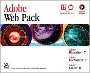 Adobe Web Pack: Photoshop 7, LiveMotion 2, GoLive 6