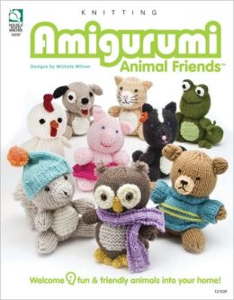 Amigurumi: Animal Friends