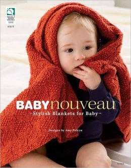 Baby Nouveau: Stylish Blankets for Baby