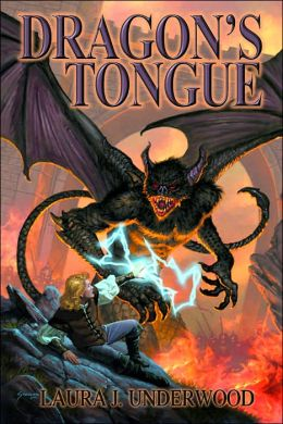 Dragon's Tongue: Book 1 of the Demon Bound