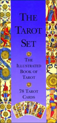 Tarot Set: The Illustrated Book of Tarot / 78 Tarot Cards