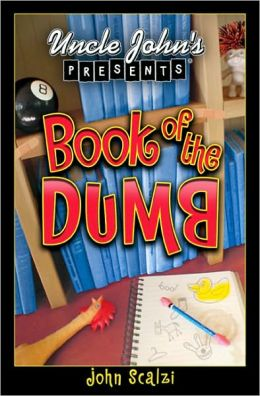 Uncle John's Presents, The Book of the Dumb
