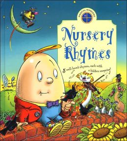 Magical Windows: Nursery Rhymes: Five Well-loved Rhymes, Each with a Hidden Surprise!