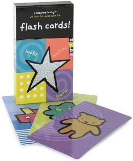 Amazing Baby Flashcards (Amazing Baby Series)