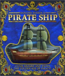 Explore Within a Pirate Ship