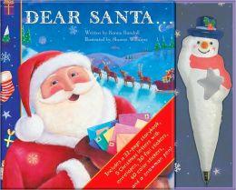 Dear Santa . . .