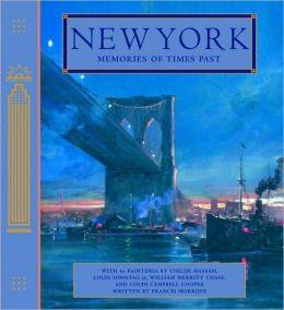 Memories of Times Past: New York