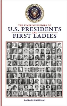 Timeline History of U.S. Presidents and First Ladies