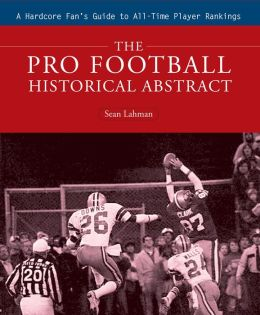 Pro Football Historical Abstract
