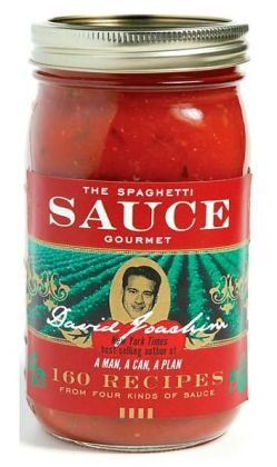 The Spaghetti Sauce Gourmet: 160 Recipes from Four Kinds of Sauce