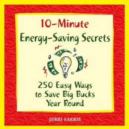 10-Minute Energy-Saving Secrets