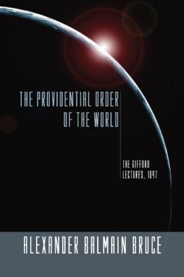 Providential Order Of The World