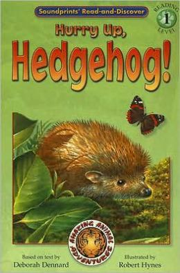 Hurry up, Hedgehog!