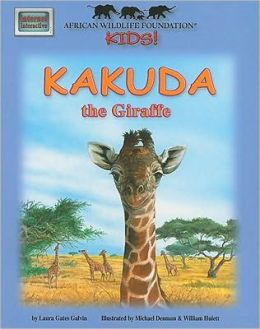 Kakuda the Giraffe
