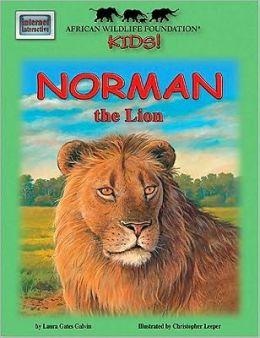 Norman the Lion