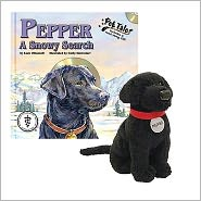 Pepper: A Snowy Search (Pet Tales Series)