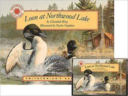 Loon at Northwood Lake (Smithsonian's Backyard Series)