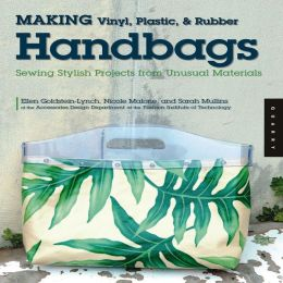 Making Vinyl, Plastic, and Rubber Handbags