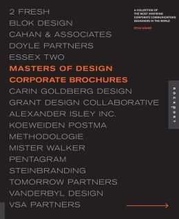 Masters of Design: Corporate Brochures