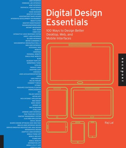 Digital Design Essentials: 100 ways to design better desktop, web, and mobile interfaces