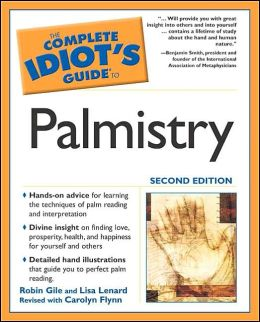 The Complete Idiot's Guide to Palmistry, 2nd Edition