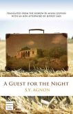 Book Cover Image. Title: A Guest for the Night, Author: S. Y. Agnon