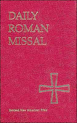 Daily Roman Missal, Burgandy Hardbound