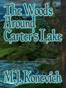 The Woods Around Carter's Lake