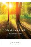 Book Cover Image. Title: God Grant Me...:  More Daily Meditations (Hazelden Meditations Series), Author: Hazelden Editors