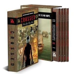 Crossed: Wish You Were Here, Volumes 1-4 Slipcase Edition