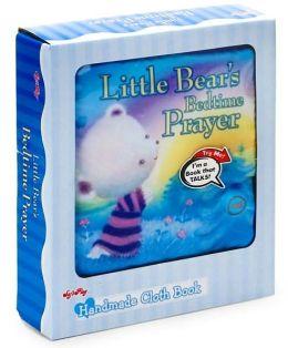 Little Bear's Bedtime Prayer