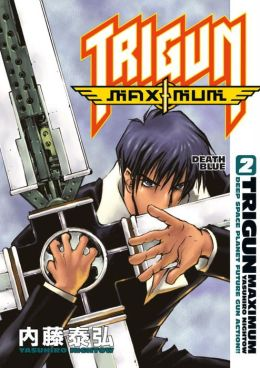 Trigun Maximum, Volume 2: Death Blue