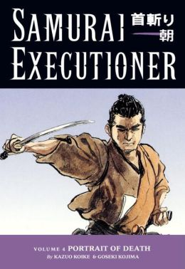 Samurai Executioner, Volume 4