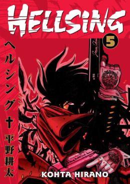 Hellsing, Volume 5