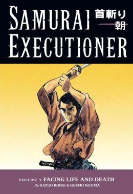 Samurai Executioner, Volume 9