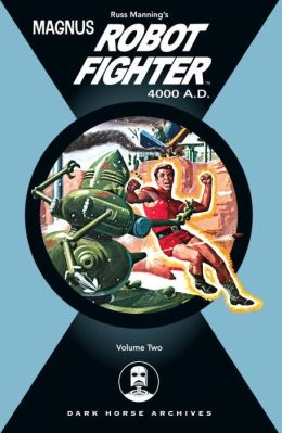Magnus, Robot Fighter 4000 A.D., Volume 2