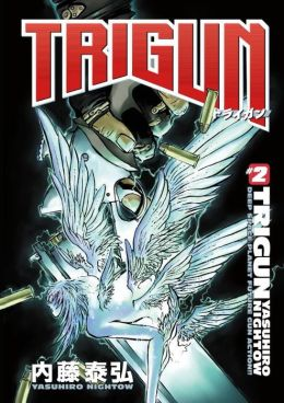 Trigun Anime Manga, Volume 2: Wolfwood
