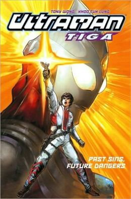 Release: Ultraman Tiga Chapter 07-10! END 9781593073152_p0_v1_s260x420