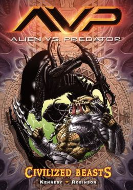 Aliens Vs. Predator, Volume 2: Civilized Beasts