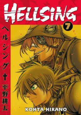 Hellsing, Volume 7