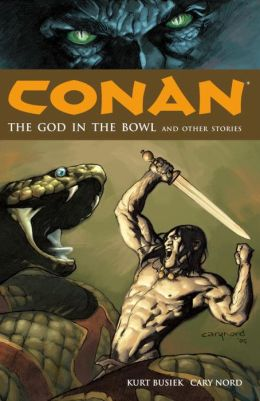 Conan, Volume 2: The God in the Bowl and Other Stories