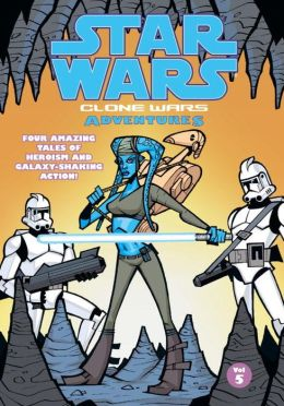 Star Wars Clone Wars Adventures, Volume 5
