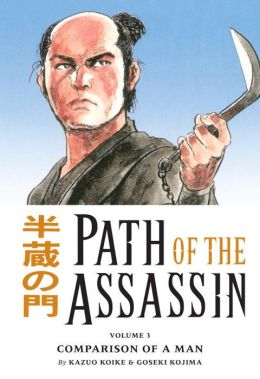 Path of the Assassin, Volume 3: Comparison of a Man