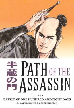 Path of the Assassin, Volume 5