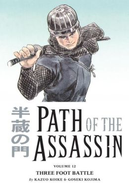 Path of the Assassin, Volume 12