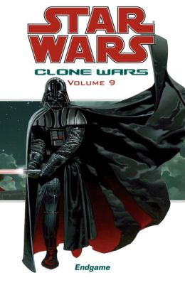 Star Wars Clone Wars, Volume #9: Endgame
