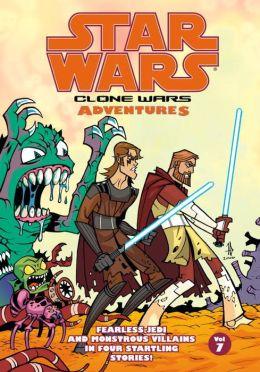 Star Wars Clone Wars Adventures, Volume 7
